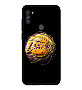 la lakers NBA A1999 Samsung Galaxy A11 Case