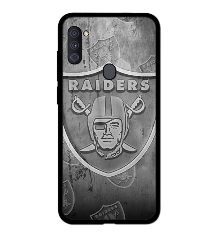 Oakland Raiders A2013 Samsung Galaxy A11 Case