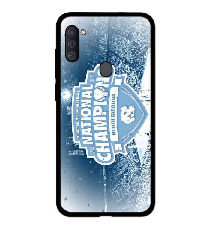 North Carolina UNC National Championships A2018 Samsung Galaxy A11 Case