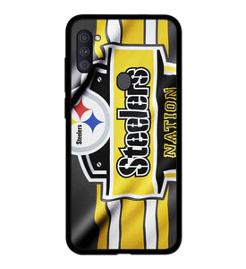 Pittsburgh Steelers Nation A2019 Samsung Galaxy A11 Case
