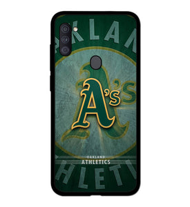 oakland athletics A2047 Samsung Galaxy A11 Case