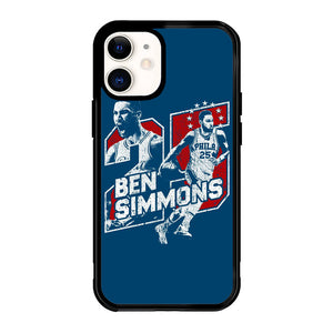 Ben Simmons 25 Z4218 iPhone 12 Mini Case