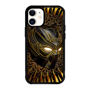black panther gold Z4303 iPhone 12 Mini Case