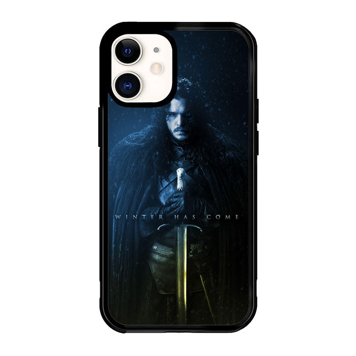 Game Of Thrones final season Z4362 iPhone 12 Mini Case