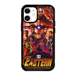 The NBA Avengers NBA MOVIE STAR CrossOver Z4462 iPhone 12 Mini Case