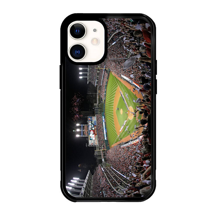 Cleveland Indians Z4534 iPhone 12 Mini Case
