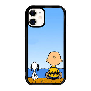 snoopy Z4595 iPhone 12 Mini Case