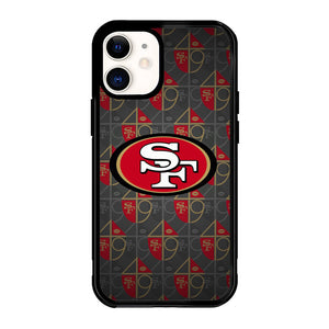 San Francisco 49ers Logo Z4694 iPhone 12 Mini Case