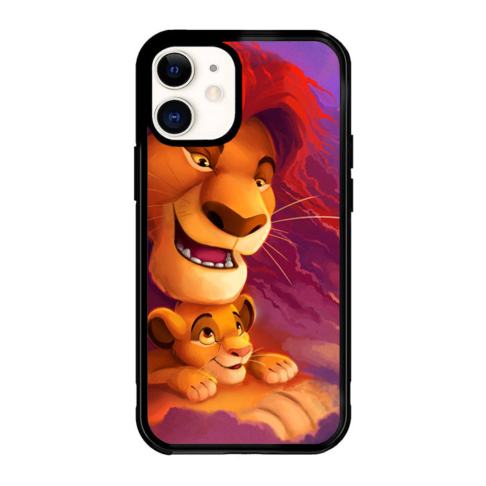 the lion king Z4860 iPhone 12 Mini Case