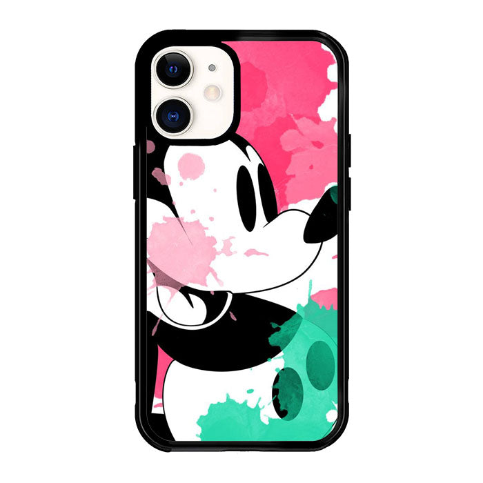 mickey mouse Z4909 iPhone 12 Mini Case