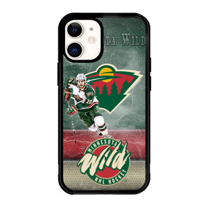 Minnesota Wild X3428 iPhone 12 Mini Case