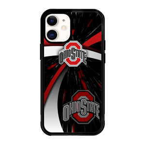 Ohio State Buckeyes Logo X3424 iPhone 12 Mini Case