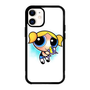 Bubbles Powerpuff Girls  X4704 iPhone 12 Mini Case