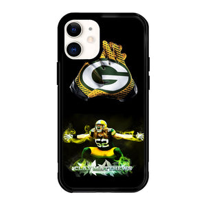 Green Bay Packers X4780 iPhone 12 Mini Case