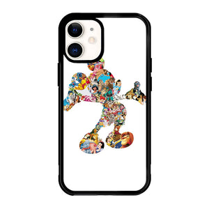 Disney Characters X4705 iPhone 12 Mini Case