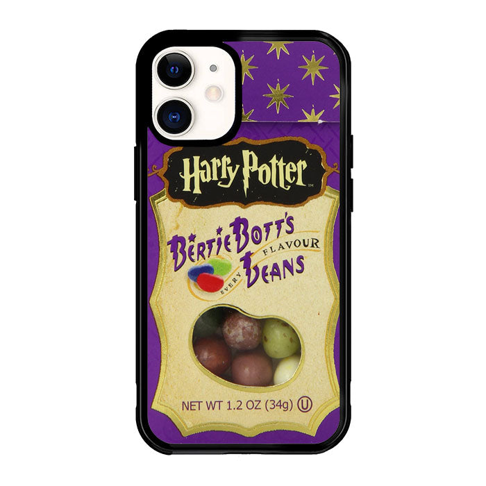 Harry Potter candy bertie botts  X4726 iPhone 12 Mini Case