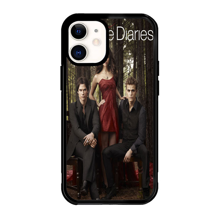 The Vampire Diaries X4721 iPhone 12 Mini Case