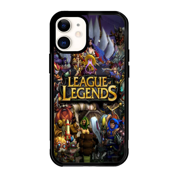 League of Legends X4775 iPhone 12 Mini Case