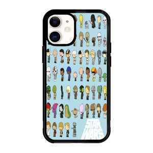 Baby Star Wars X4856 iPhone 12 Mini Case