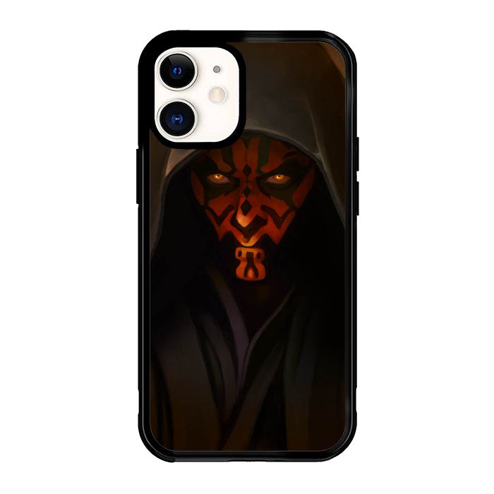 Darth Maul X4821 iPhone 12 Mini Case