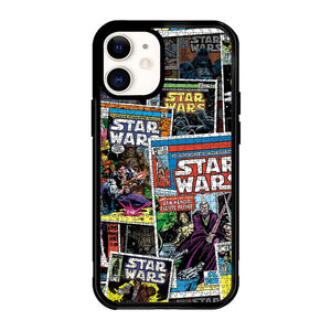 Star Wars Comic Collage X4860 iPhone 12 Mini Case