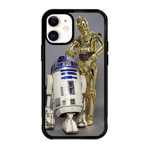 Star Wars C-3PO & R2-D2 X4893 iPhone 12 Mini Case
