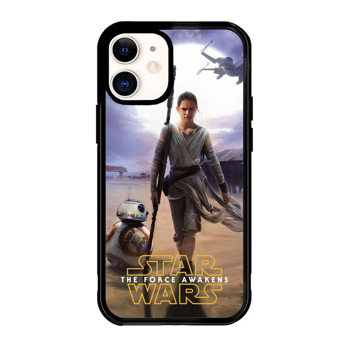 Star Wars The Force Awakens X4950 iPhone 12 Mini Case