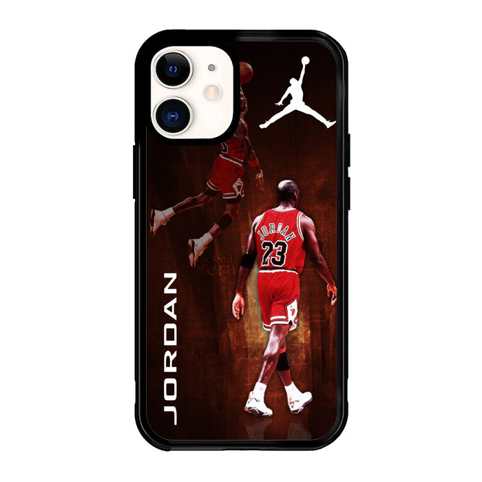 Michael Jordan Wallpaper X4983 iPhone 12 Mini Case