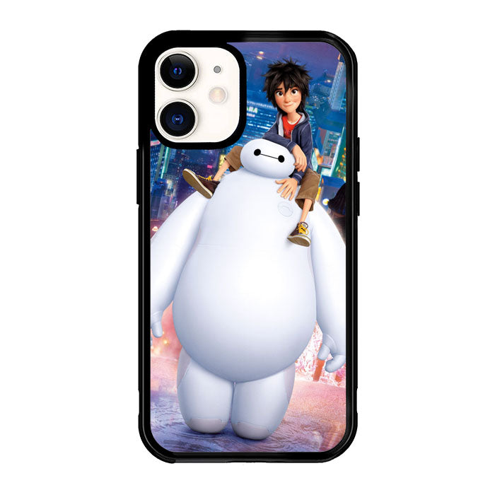 Big Hero 6 Hiro Baymax X4912 iPhone 12 Mini Case
