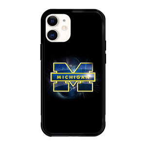 Michigan Wolverines X4941 iPhone 12 Mini Case
