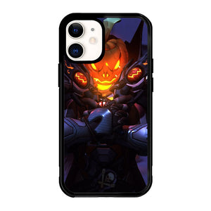 Halloween Reaper Overwatch X4971 iPhone 12 Mini Case