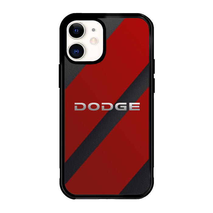 Dodge Car symbol X5014 iPhone 12 Mini Case