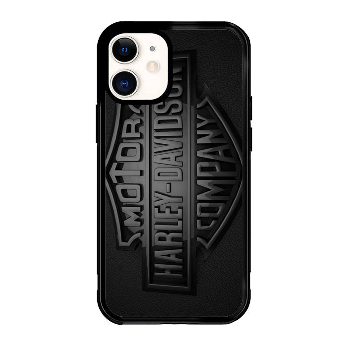Harley Davidson Metal Logo X5018 iPhone 12 Mini Case