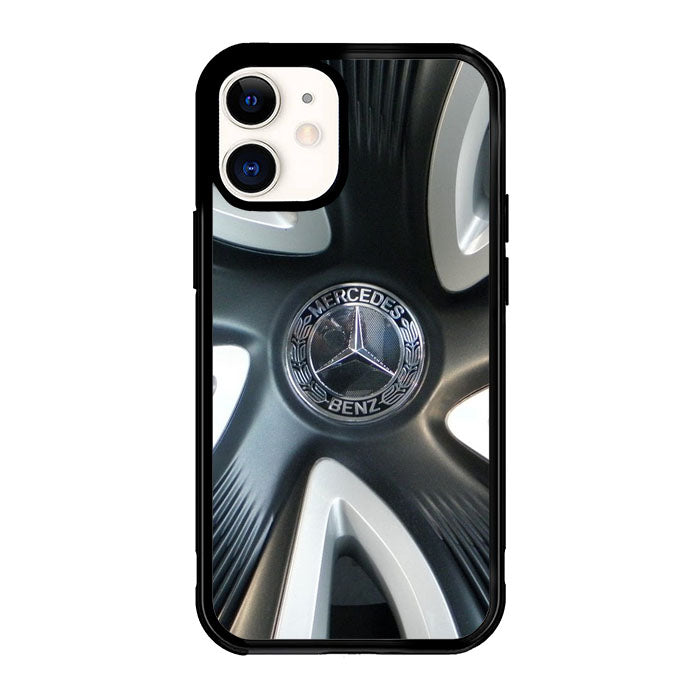 Mercedes Benz Wheel X5034 iPhone 12 Mini Case