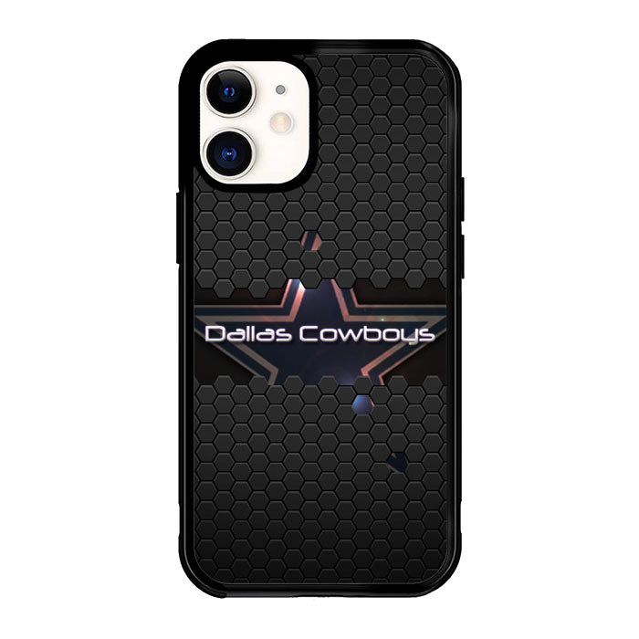 dallas cowboys black star X5053 iPhone 12 Mini Case