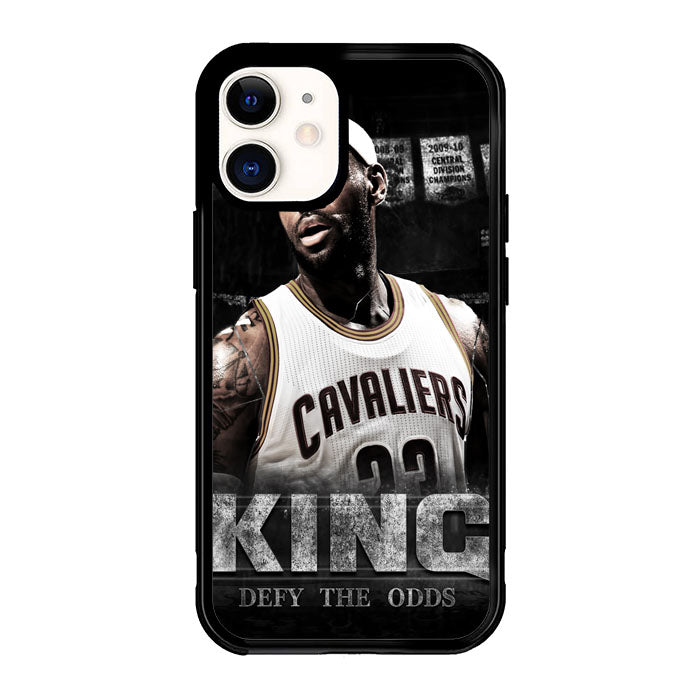 King LeBron James X5048 iPhone 12 Mini Case