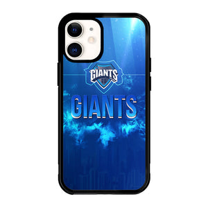 New York Giants Wallpaper X5645 iPhone 12 Mini Case