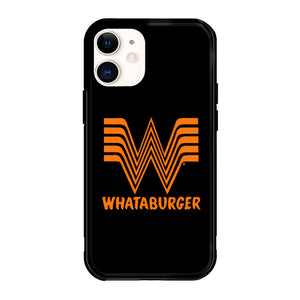 Whataburger X5698 iPhone 12 Mini Case