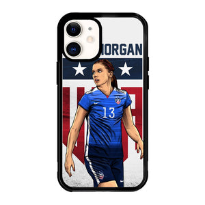 Alex Morgan Soccer X5874 iPhone 12 Mini Case