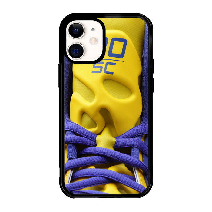 stephen curry logo shoes X5852 iPhone 12 Mini Case