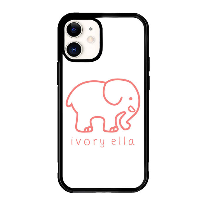 Ivory Ella X5889 iPhone 12 Mini Case