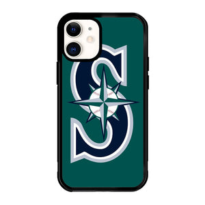 Seattle Mariners X5894 iPhone 12 Mini Case
