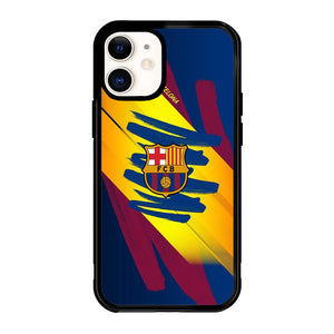FC Barcelona Logo X6008 iPhone 12 Mini Case