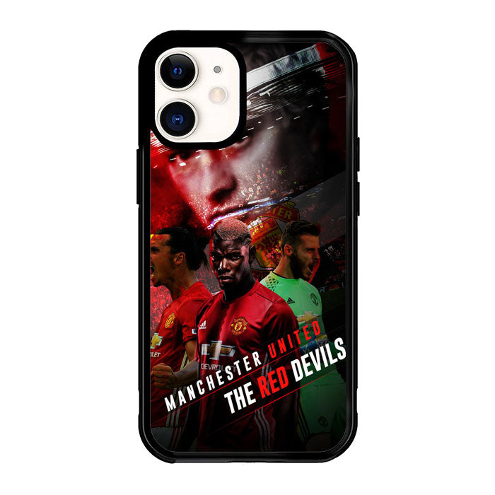 Manchester United Logo X6003 iPhone 12 Mini Case