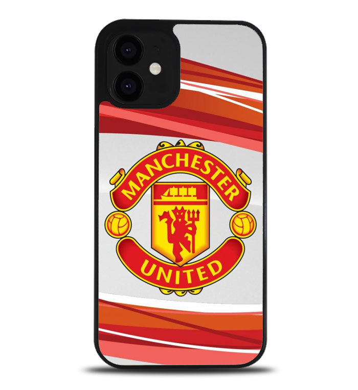 Manchester United A0943 iPhone 12 Case