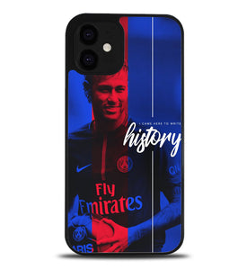 Neymar PSG A0953 iPhone 12 Case