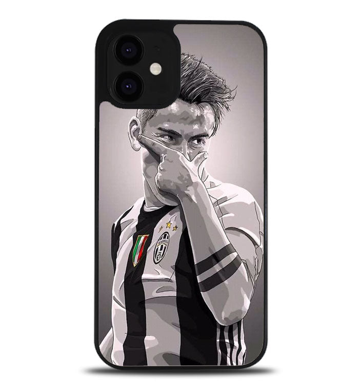 Paulo Dybala Juventus A0956 iPhone 12 Case