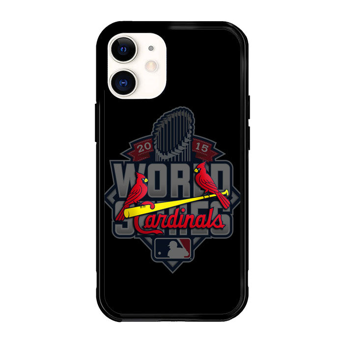 St Louis Cardinals X5950 iPhone 12 Mini Case