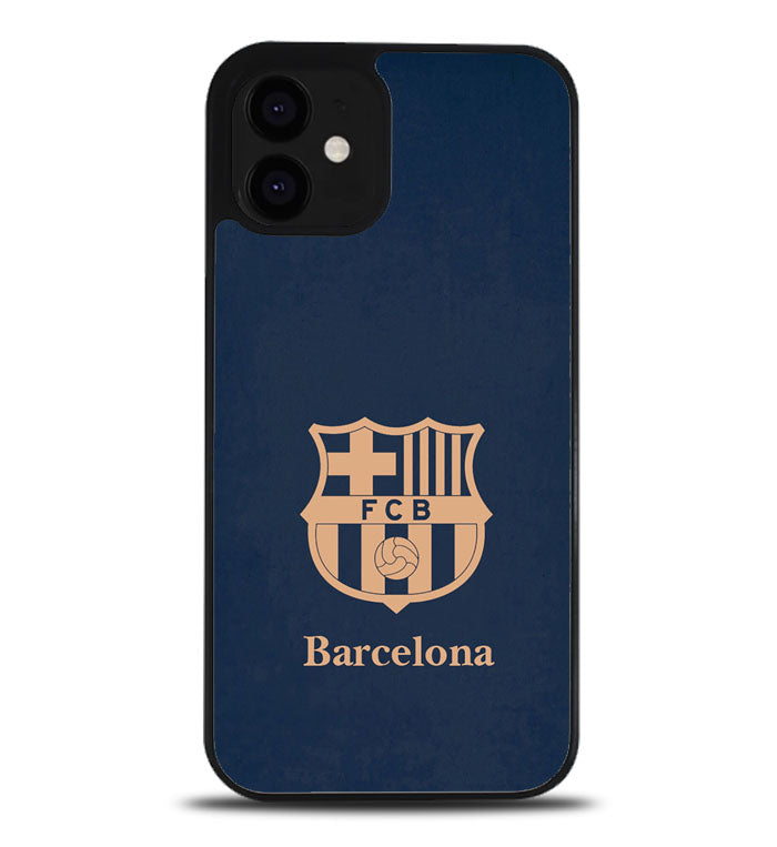 Barcelona Soccer A0909 iPhone 12 Case