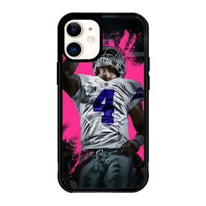 Dak Prescott Cowboys X6096 iPhone 12 Mini Case